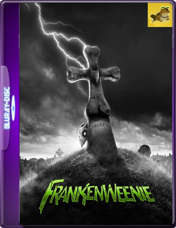 Frankenweenie (2012) Brrip 1080p (60 FPS) Latino