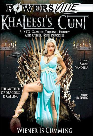 Влагалище Кхалиси. Игра престолов и другие XXX пародии порно / Khaleesi's Cunt. A XXX Game Of Thrones Parody And Other Porn Parodies (2016) DVDRip |
