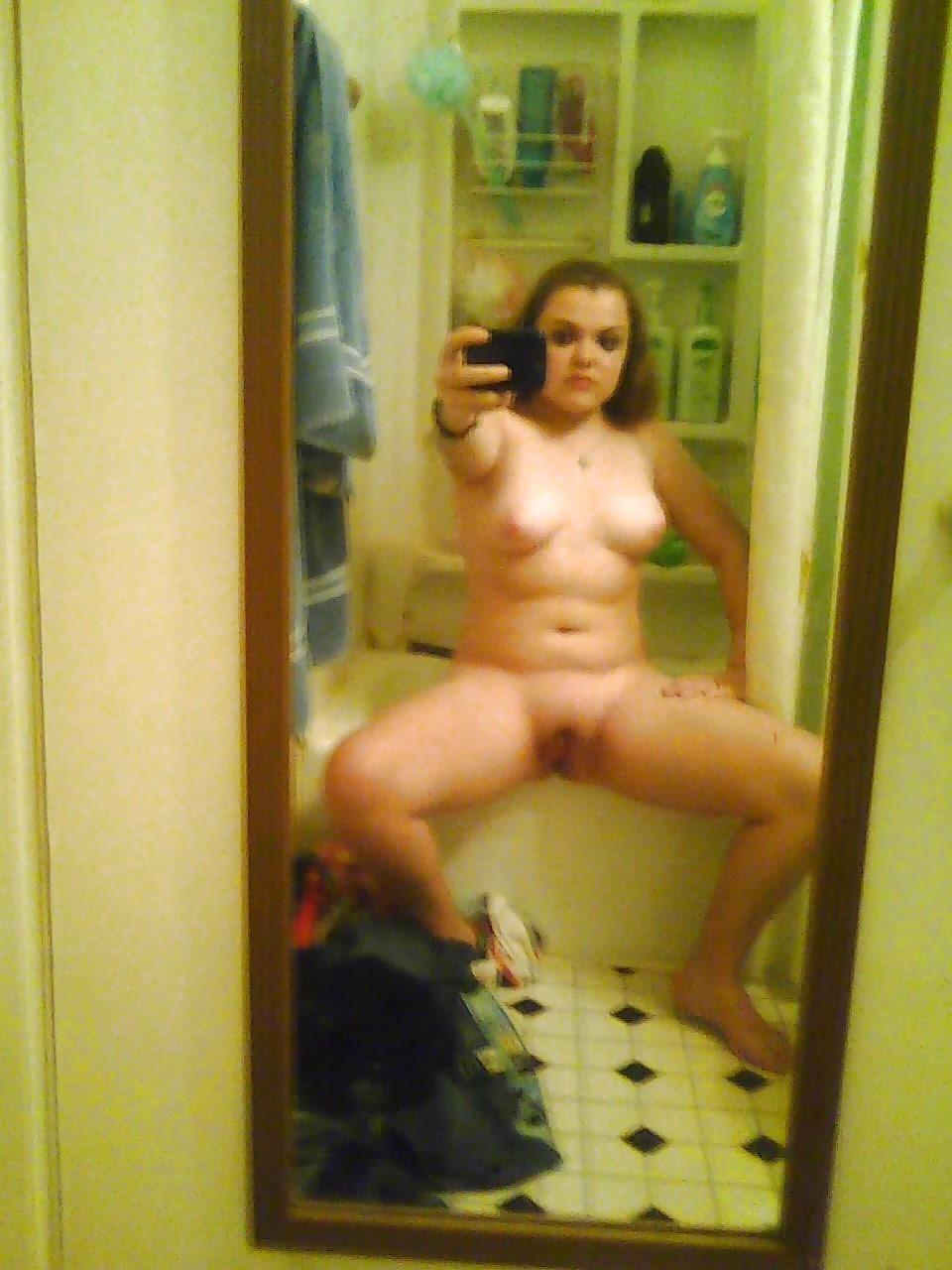 High school selfie nude-1799