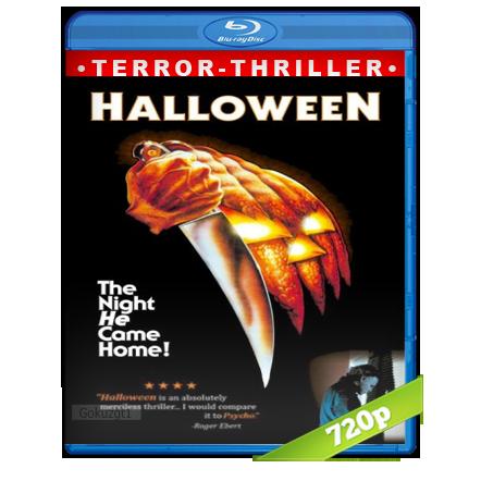 descargar Halloween [1978][BD-Rip][720p][Trial Lat-Cas-Ing][Terror] gratis