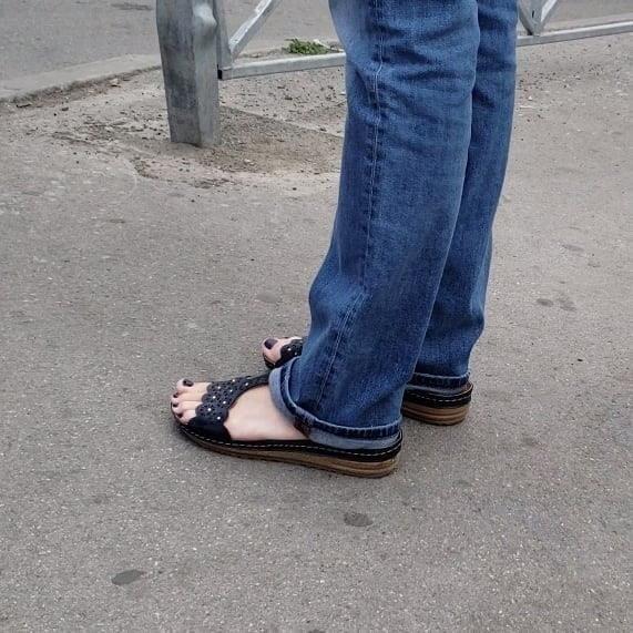 Candid feet porn-4024