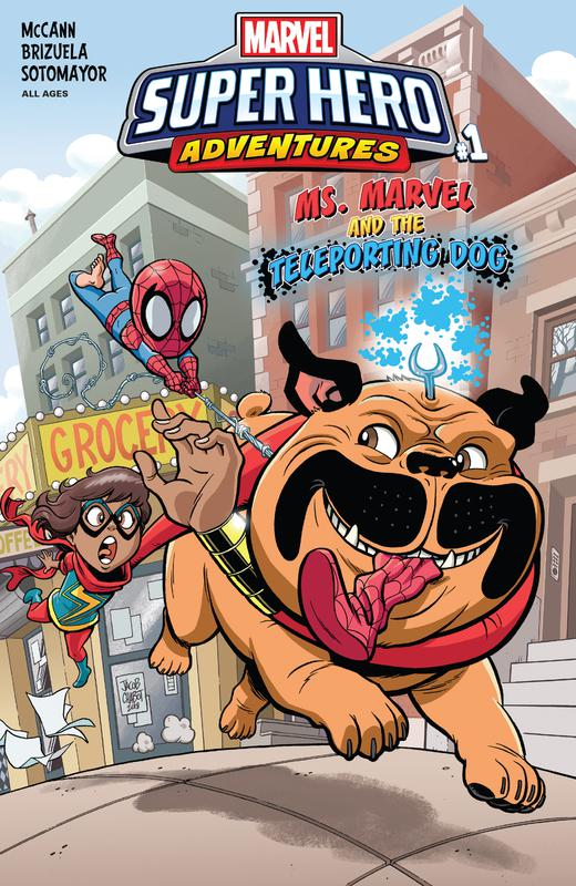 Marvel Super Hero Adventures - Ms. Marvel and the Teleporting Dog 001 (2018)