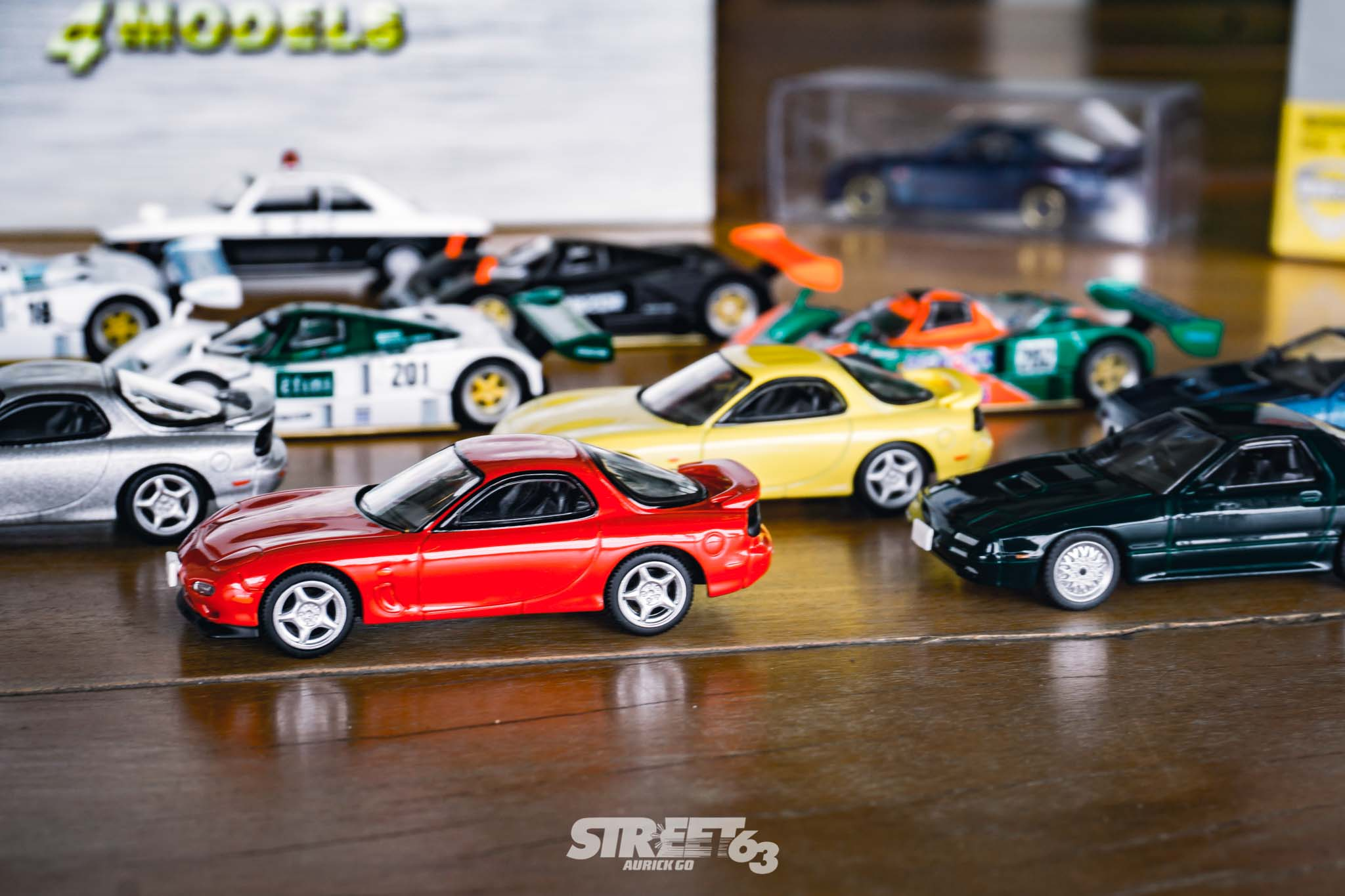 Mini63: The Street63 Diecast Collection 2