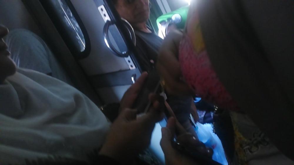 Japanese bus tits-7600