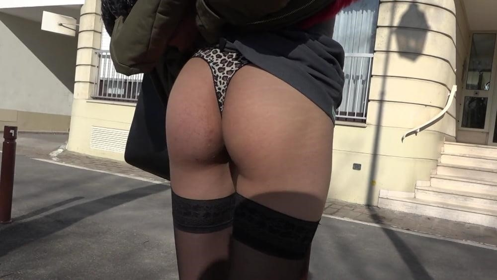 Public anal humiliation-5547