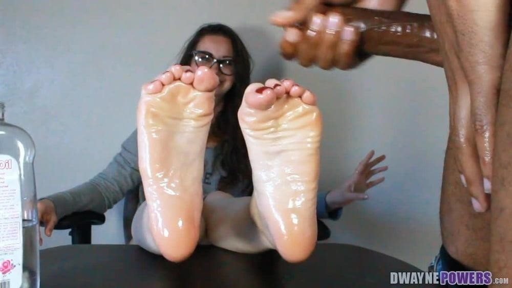 Foot fetish with teacher-2182