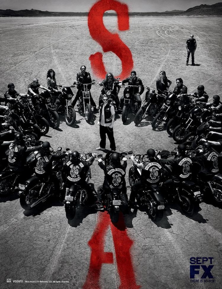 Sons of Anarchy S05 720p BluRay