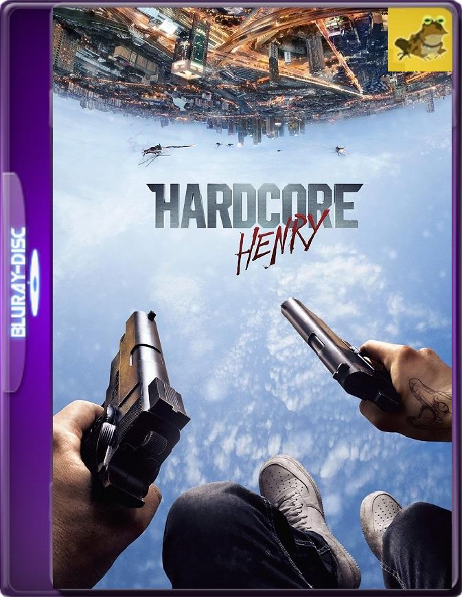 Hardcore: Misión Extrema (2015) Brrip 1080p (60 FPS) Latino / Inglés