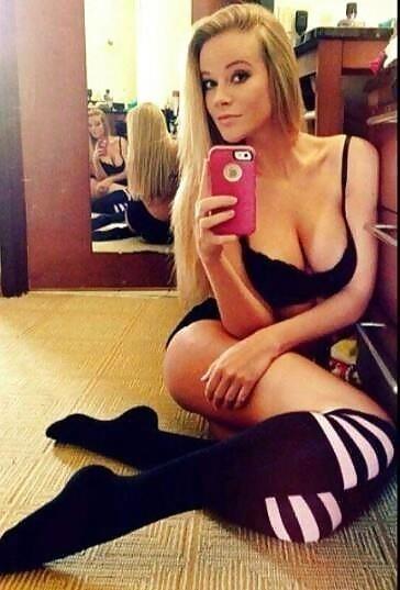 Selfie nude boobs-3426