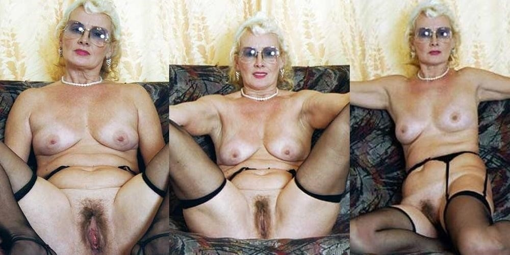 Granny triple anal-4541