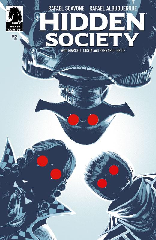 Hidden Society #1-4 (2020)