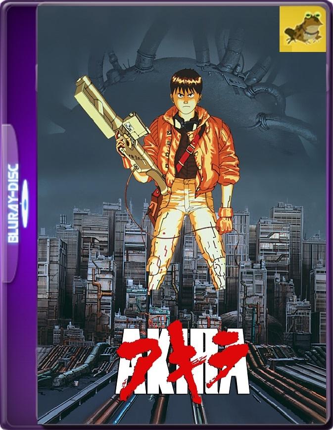 Akira (1988) Brrip 1080p (60 FPS) Latino / Japonés