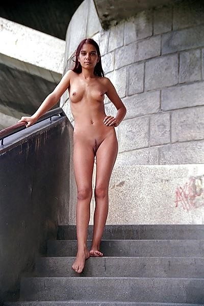 Amateur women naked in public-7481