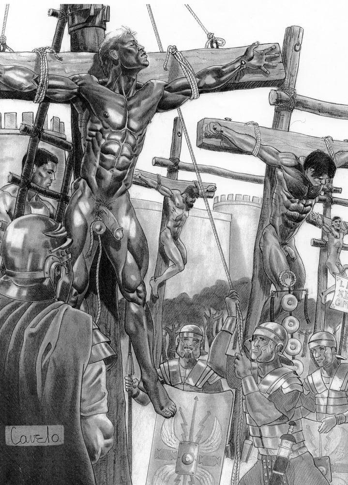Roman slave xxx-8199