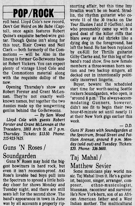 1991.12.16 - Philadelphia Spectrum, Philadelphia, USA 7d04CCnF_o