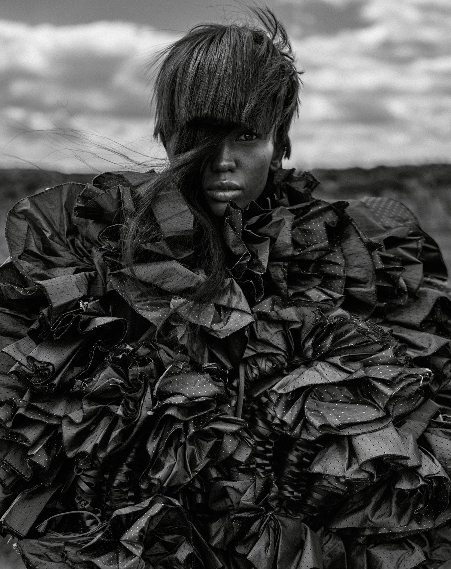 Нетрадиционный взгляд на модную одежду / фото 24