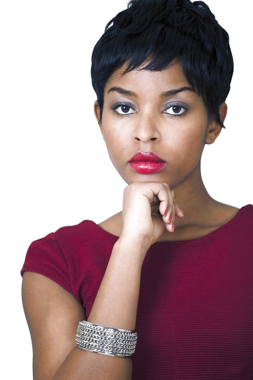 Different short hairstyles for black ladies-3338