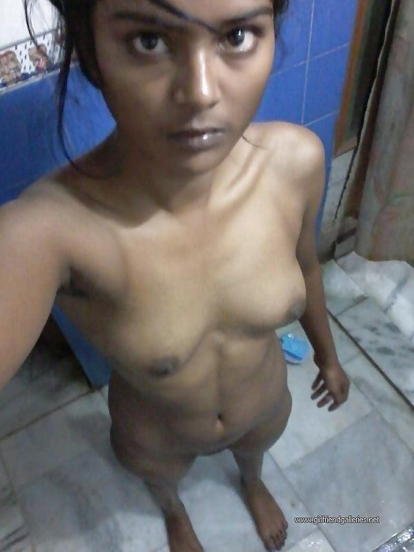 Chubby nude selfie-7173