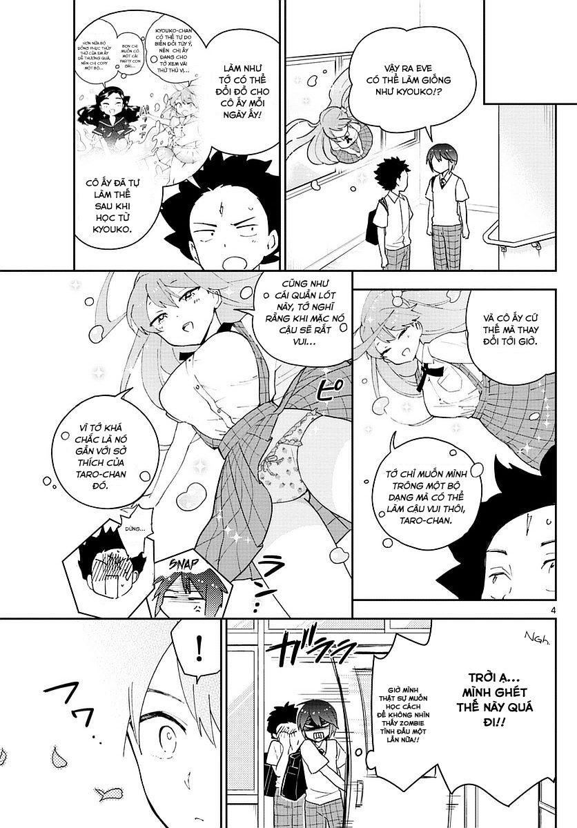 Hatsukoi Zombie Chapter 76 - Trang 6