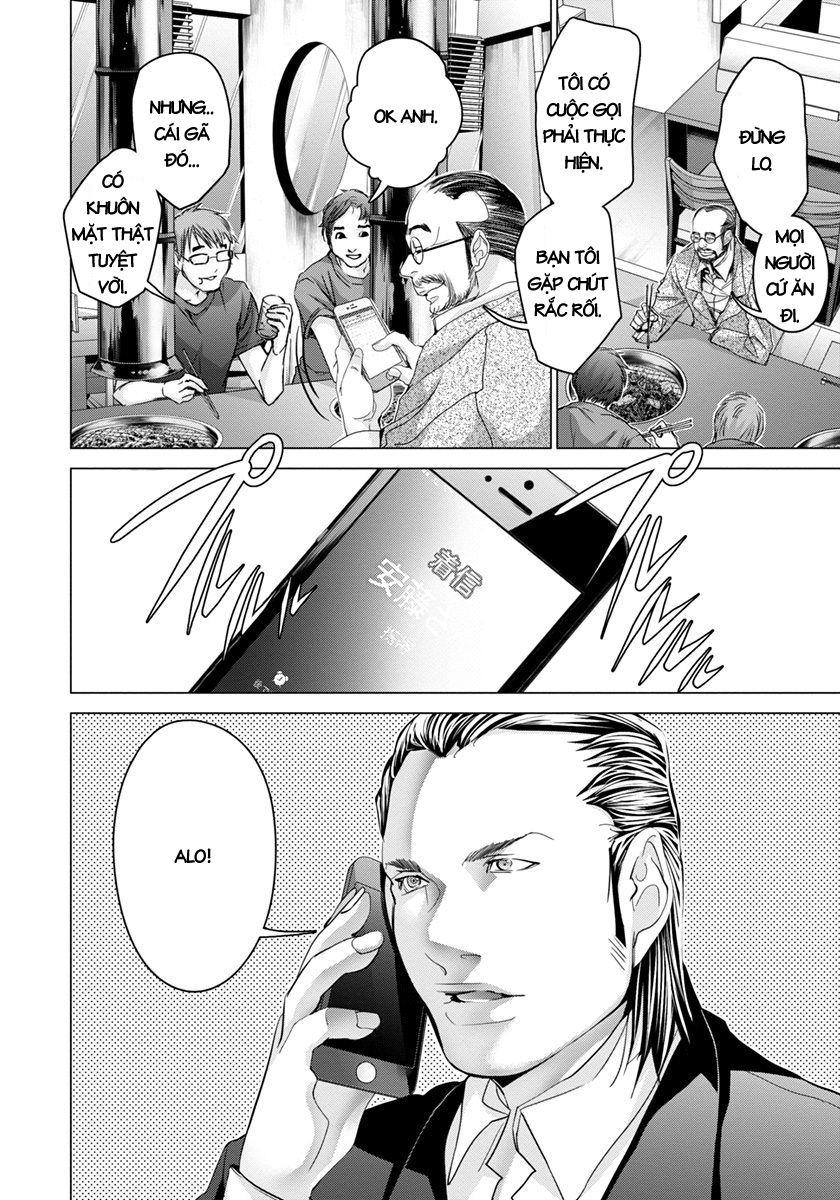 Trái Tim Và Thân Xác - Blush-DC Himitsu Chapter 47 - Trang 24