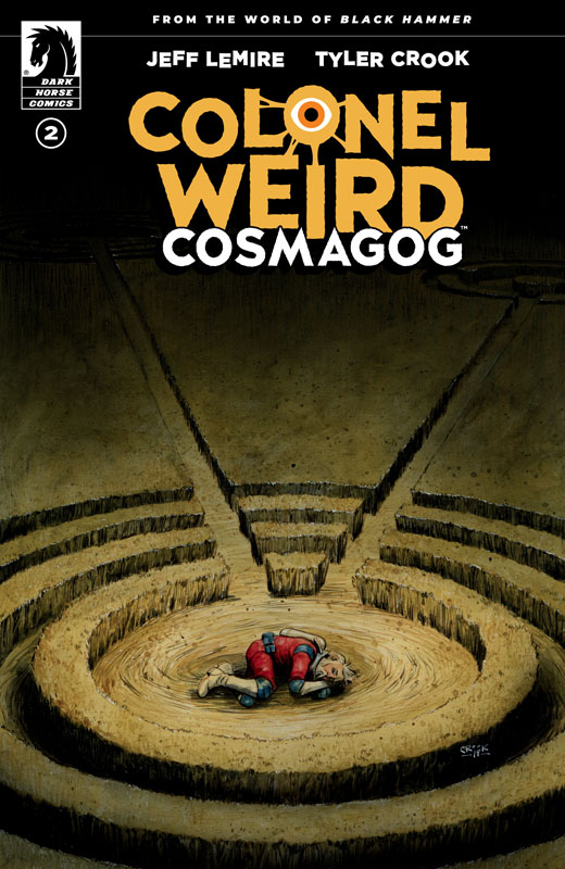 Colonel Weird - Cosmagog #1-4 (2020-2021)