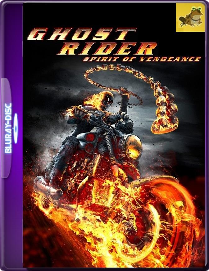 Ghost Rider 2: Espíritu De Venganza (2012) Brrip 1080p (60 FPS) Latino / Inglés