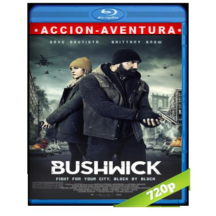 descargar Ataque A Bushwick 720p Lat-Cast-Ing[Accion](2017) gratis