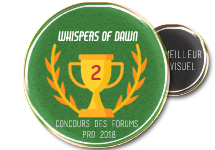 Whispers of Dawn | ouverture  02/06/17 [Chasseurs, vampires, lycans,...]  - Page 2 UysbKWdO_o