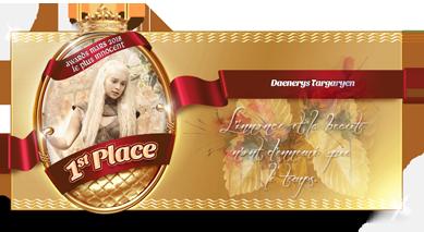 Awards de Dracarys UPTg2J0R_o