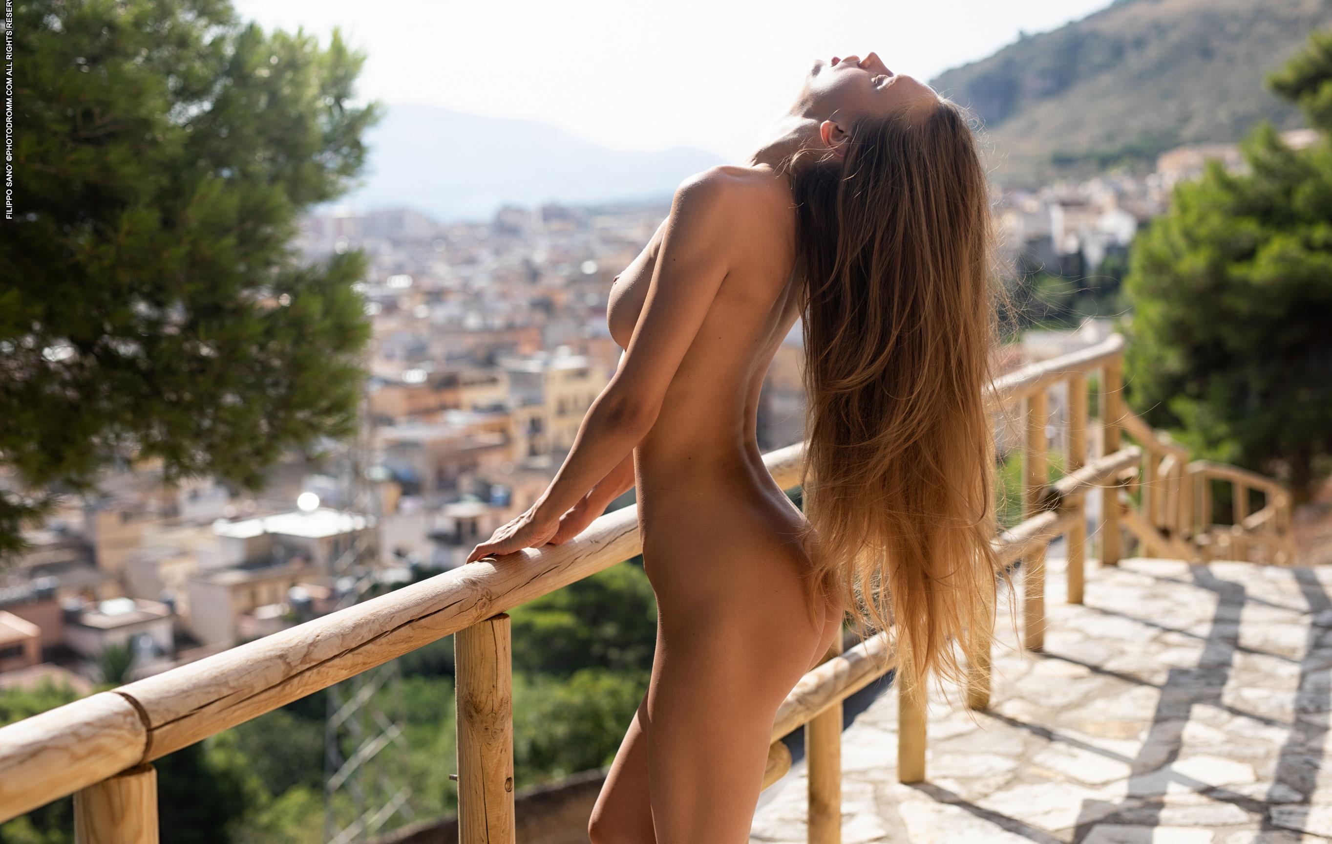 эротические открытки фотомодели Алины Ротару / фото 08