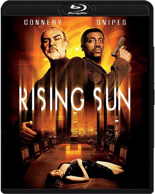 Wschodzące słońce / Rising Sun (1993) MULTi.720p.BluRay.x264.DTS.AC3-DENDA / LEKTOR i NAPISY PL