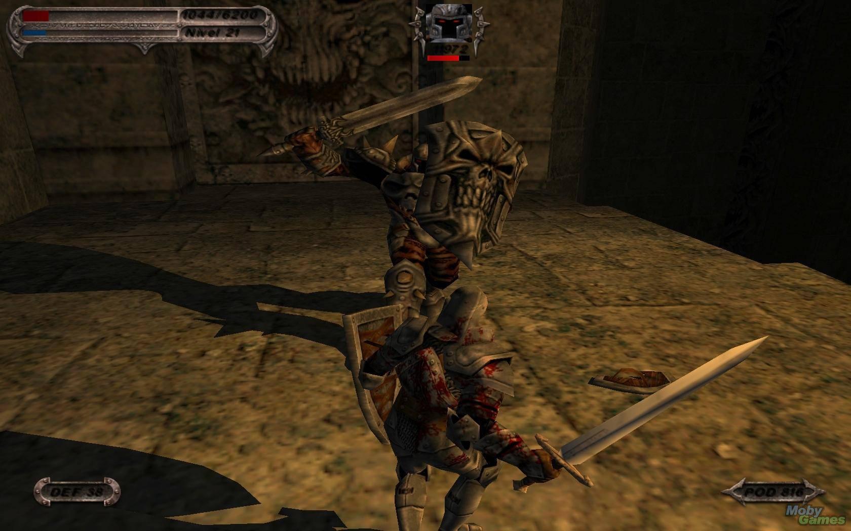 Severance: Blade of Darkness Captura 2