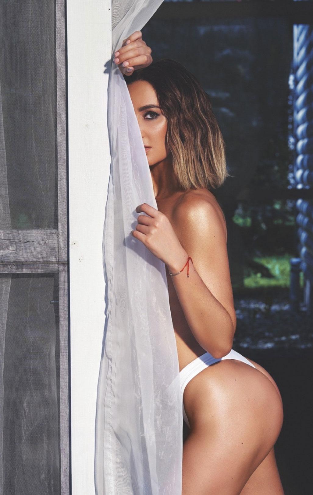 Ольга Бузова в журнале Playboy Россия, июль-август 2020 / фото 0