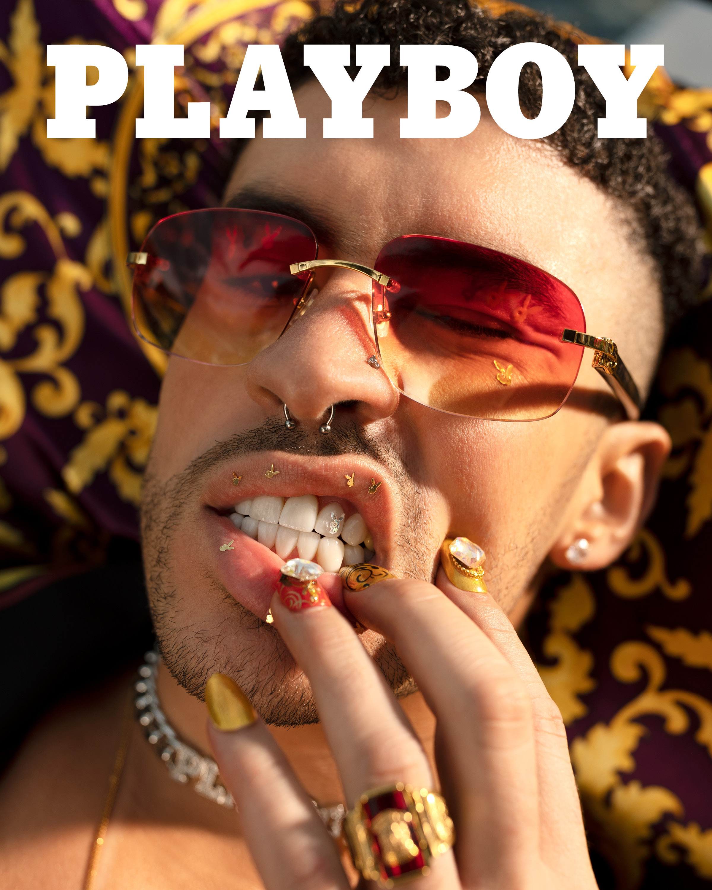 Bad Bunny Talks Sexuality And Allyship In History Making Playboy Cover Story Ohnotheydidnt Livejournal
