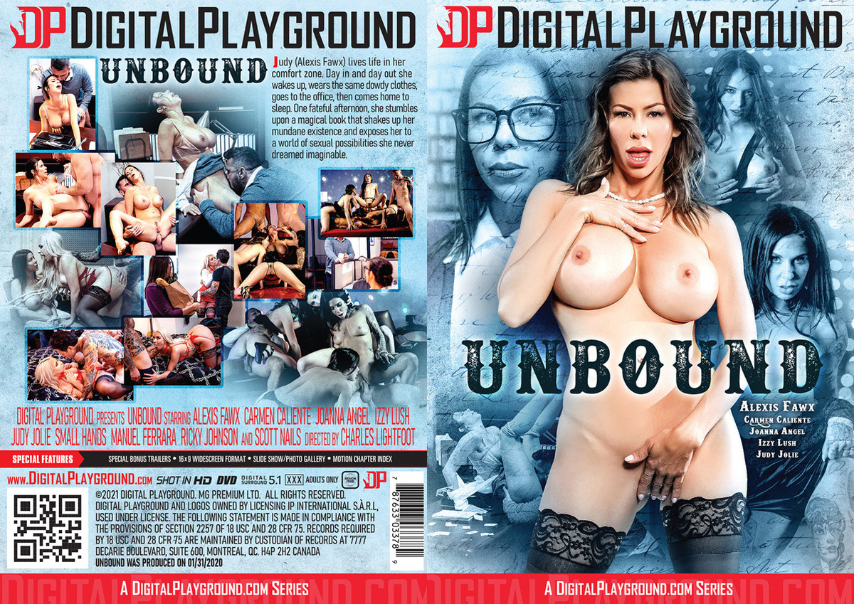 Unbound / Неуправляемая (Charles Lightfoot ,Digital Playground) [2021 г., Feature Couples Affairs & Love Triangles All Sex Anal , WEB-DL, 1080p](Alexis Fawx , Joanna Angel & Izzy Lush ,Carmen Caliente & Judy Jolie)