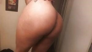 Ebony ts big booty-1137