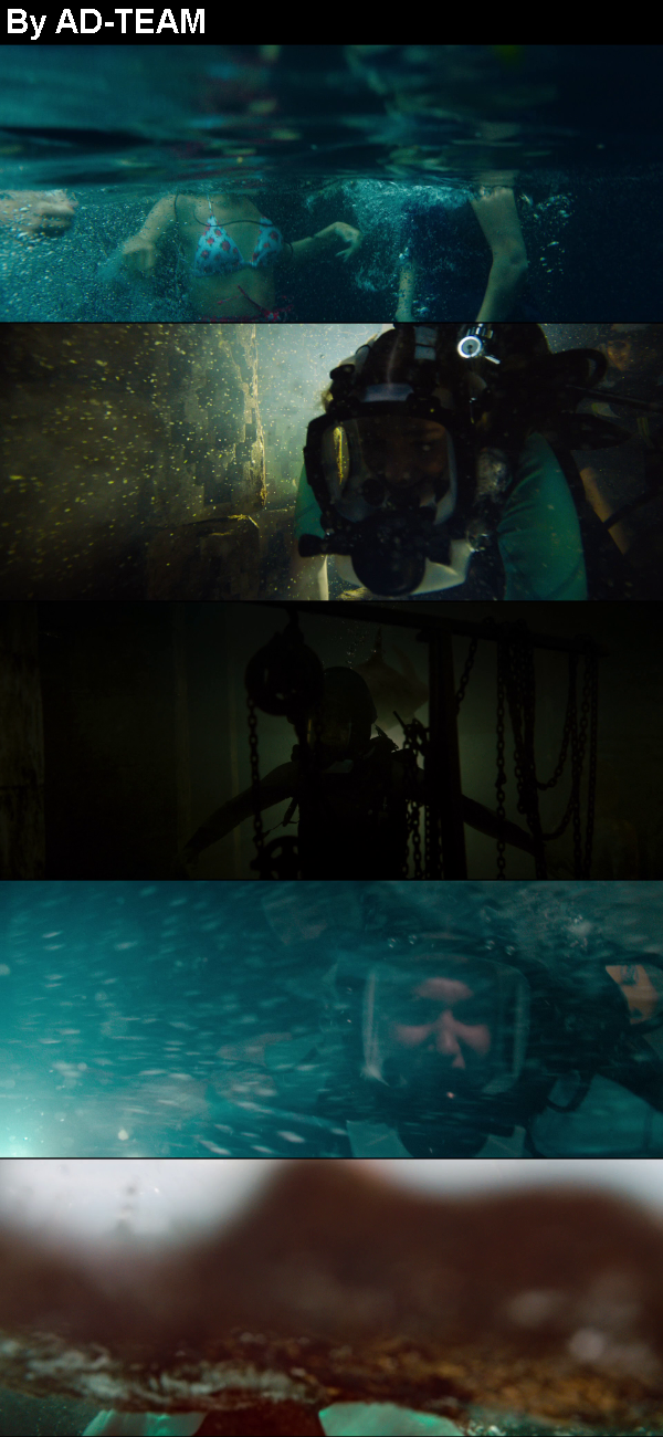 47 Meters Down Uncaged 2019 1080p BluRay x264-GECKOS