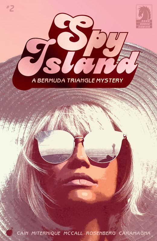 Spy Island #1-4 (2020)