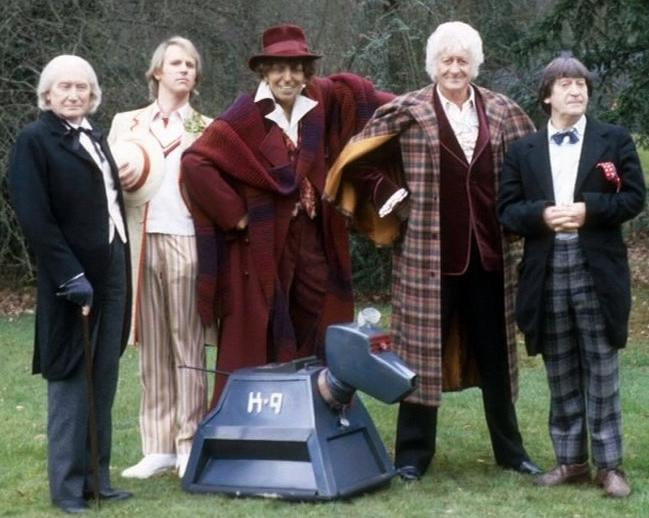 1974) Doctor Who – Tom Baker | Anni 60/70/80 e dintorni