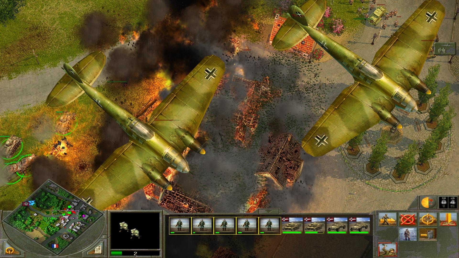 Blitzkrieg 2 Anthology Captura 1