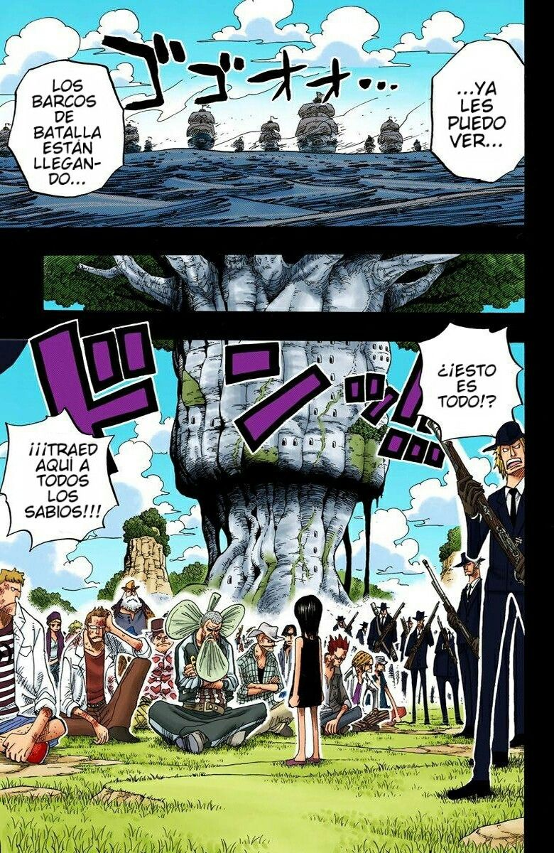 One Piece Manga 391-398 [Full Color] B8bKW6Lw_o
