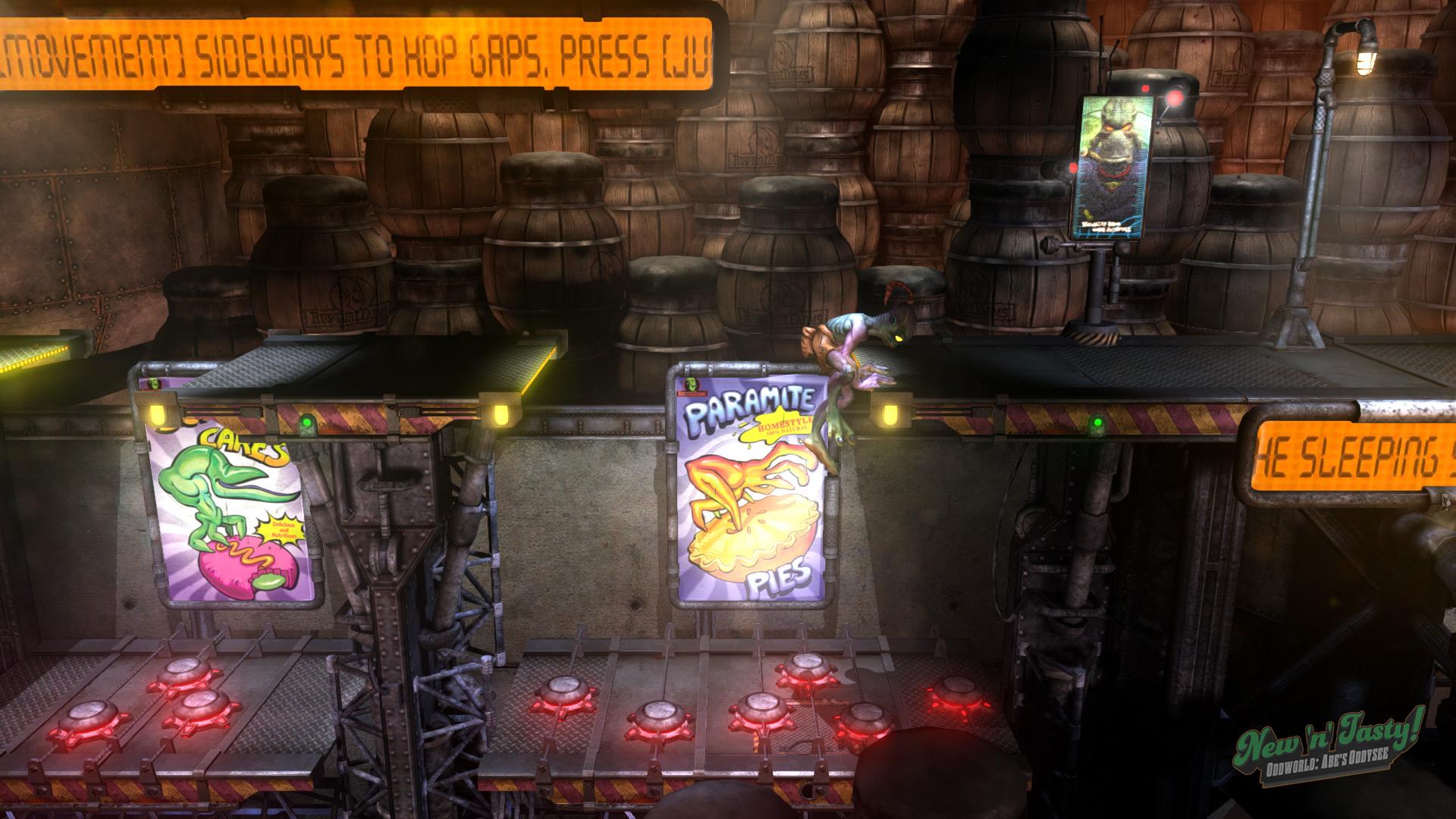 Oddworld: New 'n' Tasty Captura 1