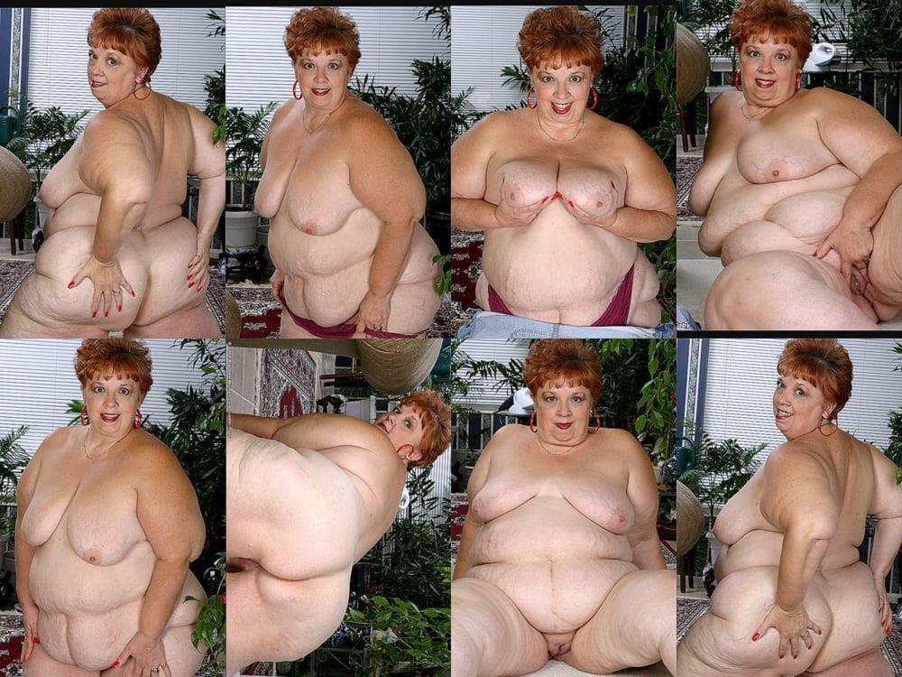 Sexy fat white women-1913