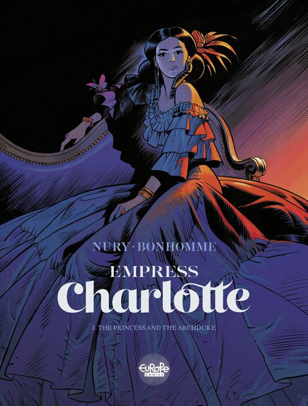 Empress Charlotte 01-02 (2018)