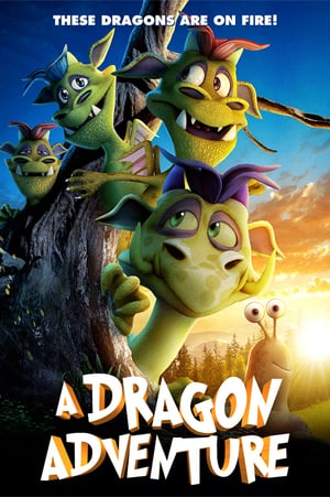 A Dragon Adventure 2019 720p WEBRip 800MB x264 GalaxyRG