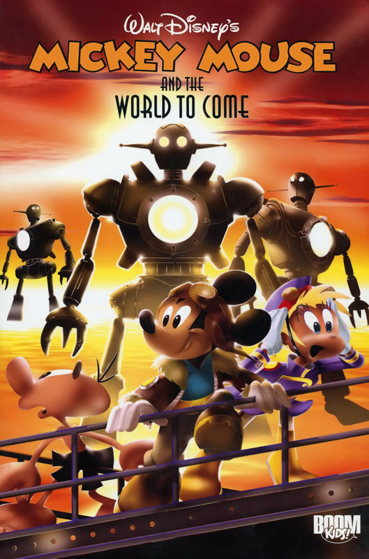 Mickey Mouse and the World to Come (2010)