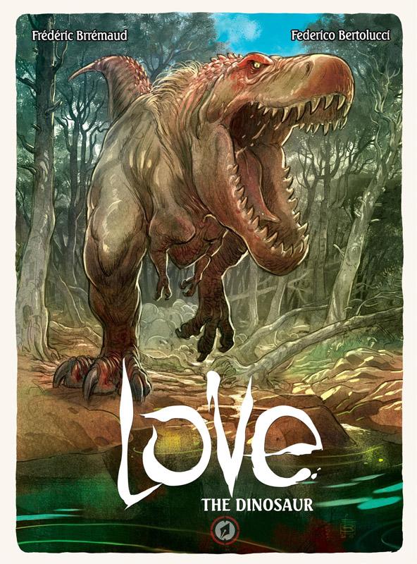 Love v1-v4 Tiger, Fox, Lion, Dinosaur (2015-2017)