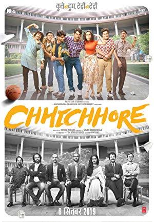 Chhichhore 2019 x264 720p HD Hindi GOPISAHI