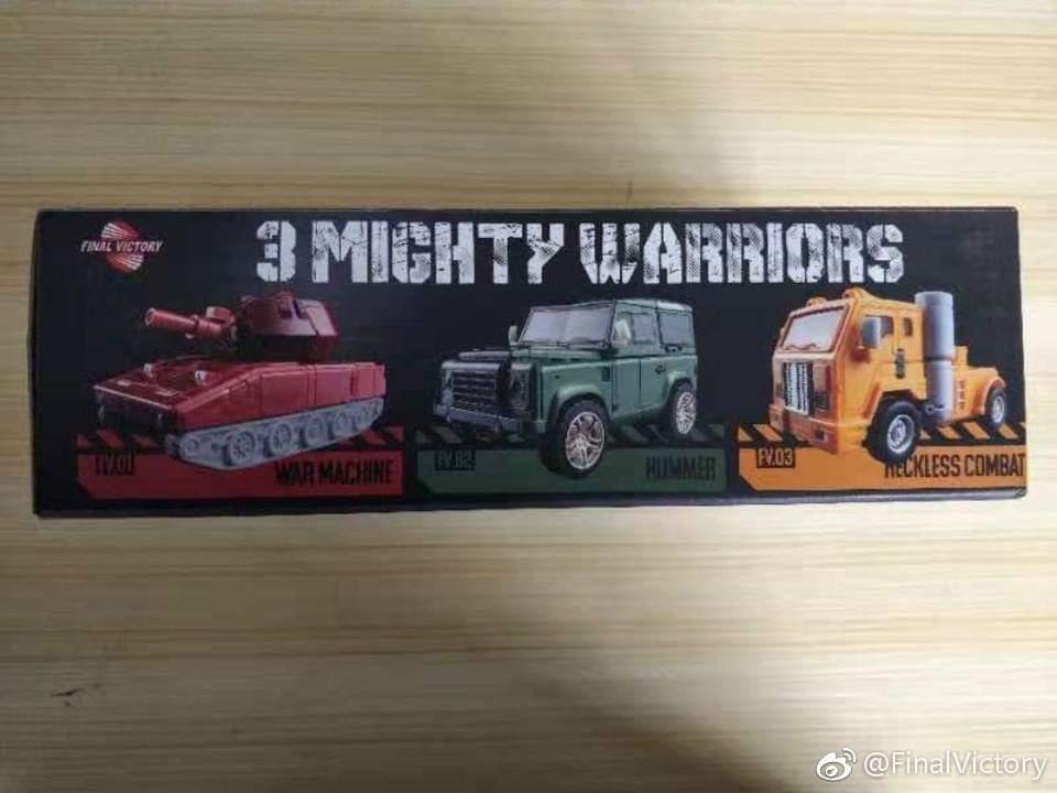 [Final Victory] Produit Tiers - Jouets Masterpiece des Minibots G1 - Brawn/Bruto, Warpath/Trajecto, Huffer/Grognon - Page 2 DDquln6v_o