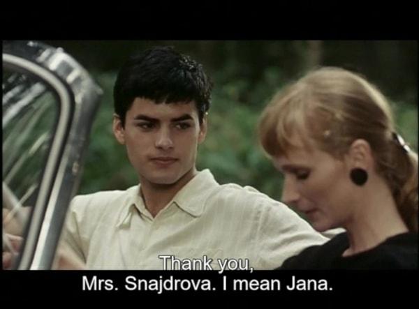 The Sadness of Mrs. Snajdrova 2008
